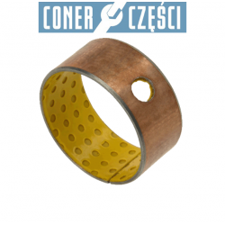 Tuleja windy Bar Cargolift 40/44-20mm mosiądz